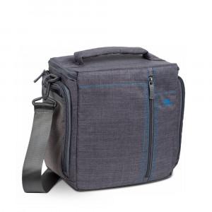 RivaCase siva torba za SLR fotoaparat 7503