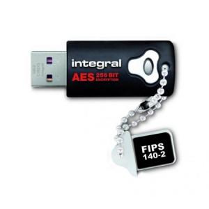 Integral Crypto 16GB USB ključek FIPS 140-2 (256-bit strojna enkripcija)