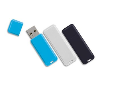 INTEGRAL NEON 32GB USB2.0 spominski ključek BULK&BLANK + enobarvni dotisk logotipa