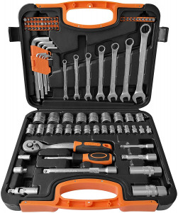 VonHaus 90-delni set ročnega orodja