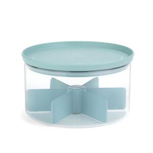 Brabantia steklena posoda za čaj mint