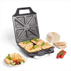 VonShef toaster za 4 sendviče