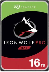 Seagate NAS trdi disk 16TB 7200 256MB SATA3 IronWolf PRO