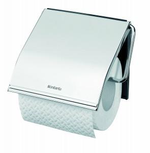 Brabantia držalo za toaletni papir Classic - kovinski