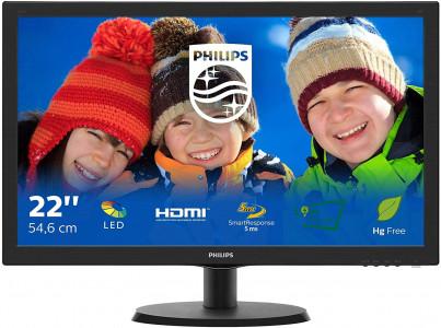 "Philips 223V5LHSB2 21,5"" monitor"