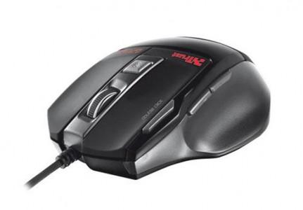 Trust GXT 25 gaming miška, USB