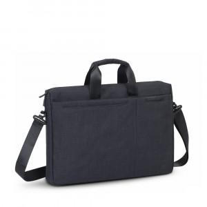 """RivaCase črna torba za prenosni računalnik 17"""" 8355"""