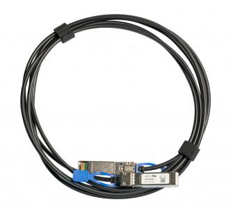 Mikrotik XS+DA0003 SFP/SFP+/SFP28 1/10/25G direct attach kabel, 3m