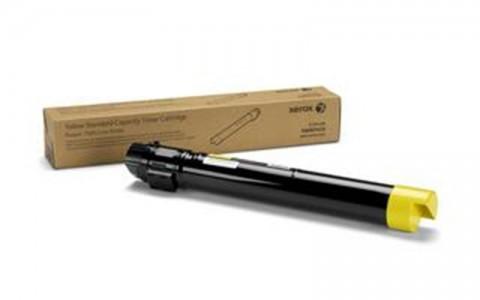 Xerox Yellow toner std.9,6k  ph7500