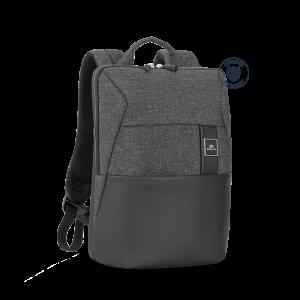 """RivaCase nahrbtnik za prenosnik MacBook Pro in ostale Ultrabooke 13.3"""" 8825 črn"""