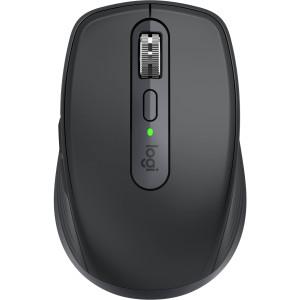 Logitech MX Anywhere 3 miška, Bluetooth, DarkField laser, polnilna baterija