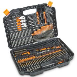 VonHaus 246 delni set orodja za vrtanje