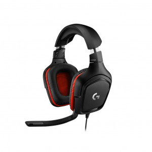 Logitech Gaming Slušalke G332 Leatherette