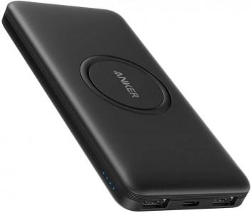 Anker Prenosna baterija PowerCore Wireless 10.000 mah z brezžičnim polnjenjem