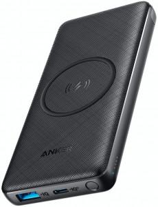 Anker Prenosna baterija PowerCore III Wireless 10.000 mah z brezžičnim polnjenjem 18W