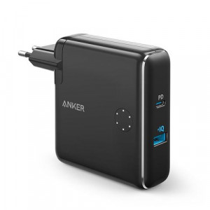 ANKER Powercore Fusion napajalnik in power bank 2v1
