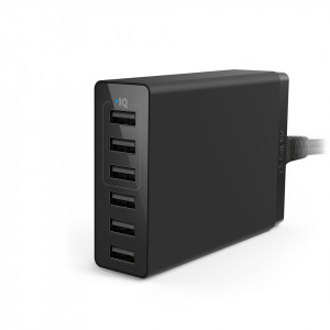 Anker PowerPort 6 Lite polnilec 30W 6-portni