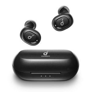 Anker Soundcore Liberty Neo brezžične ušesne slušalke črne