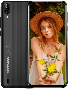 BLACKVIEW Pametni telefon A60 ČRN