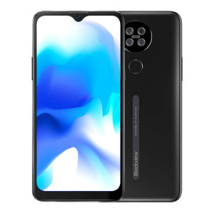 Blackview pametni telefon A80S črn