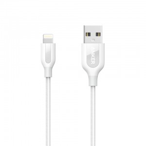 Anker Powerline+ Lightning kabel 0,9m bel