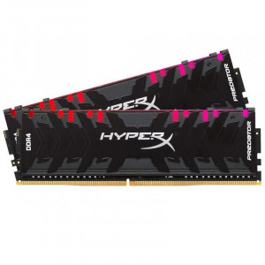 Kingston HyperX Predator RGB 16GB Kit (2x8GB) DDR4-3200 DIMM CL16, 1.35V