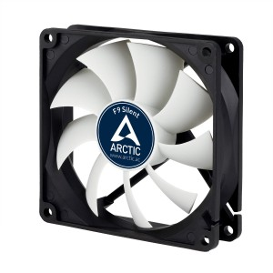 ARCTIC F9 Silent 92mm 3-pin ventilator