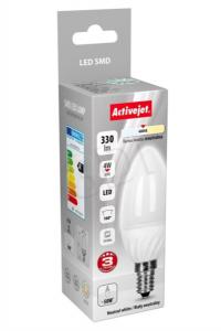ActiveJet LED sijalka, 4W, E14, nevtralna svetloba