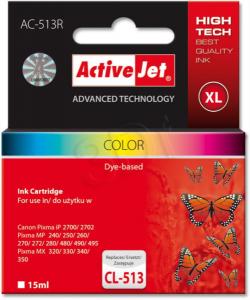 ActiveJet barvno črnilo Canon CLI-513
