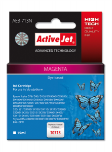 ActiveJet magenta črnilo Epson T0713