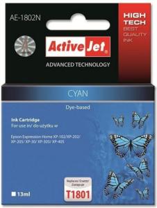 ActiveJet cyan črnilo Epson T1802