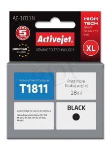 ActiveJet črno črnilo Epson T1811