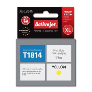 ActiveJet rumeno črnilo Epson T1814