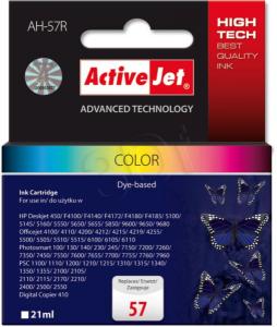 ActiveJet barvno črnilo HP 57
