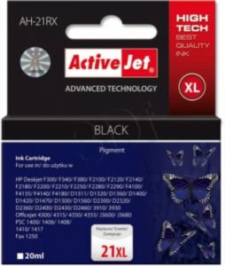 ActiveJet črno črnilo HP C9351A 21XL