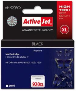 ActiveJet črno črnilo HP 920 XL
