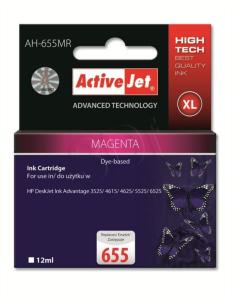 ActiveJet Magenta črnilo HP CZ111AE 655