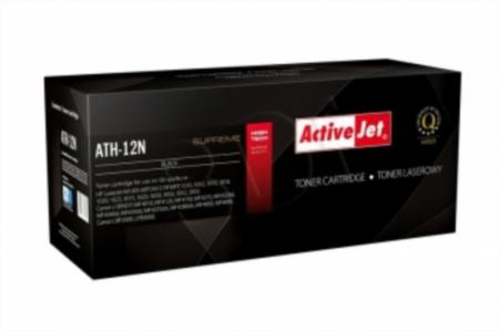 ActiveJet Toner črn HP Q2612A, 12A