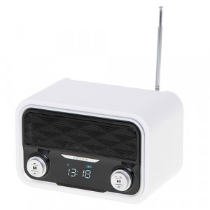 Adler radio in predvajalnik Bluetooth/AUX/FM/SD/USB AD1185