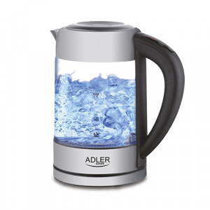Adler grelnik vode z regulacijo temperature 1,7L 2200W