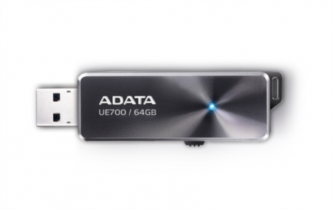 A-DATA DashDrive Elite UE700 64GB USB3.0 spominski ključek