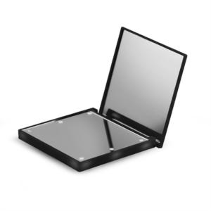 Adler žepno kozmetično ogledalo – črno AD2169 b
