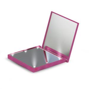 Adler žepno kozmetično ogledalo - roza AD2169 p