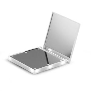 Adler žepno kozmetično ogledalo - belo