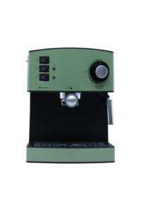 Adler kavni aparat za espresso zelen