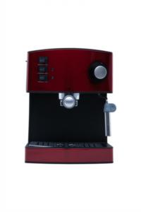 Adler kavni aparat za espresso rdeč