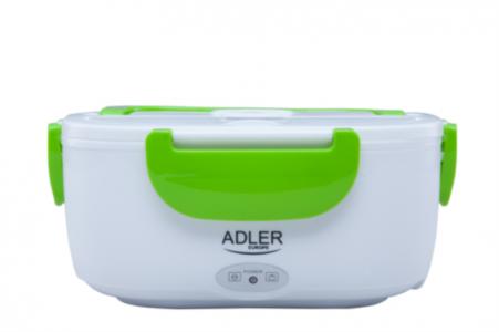 Adler električna posoda za malico 1.1 l zelena