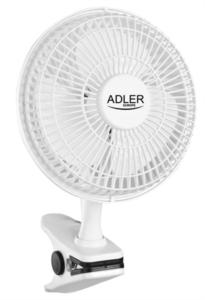 Adler ventilator 2v1 15cm AD7317