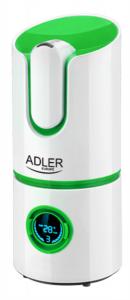 Adler vlažilnik zraka zelen 2,2l 25W