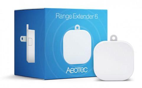 AEOTEC Z-wave Range extender 6  ZW117
